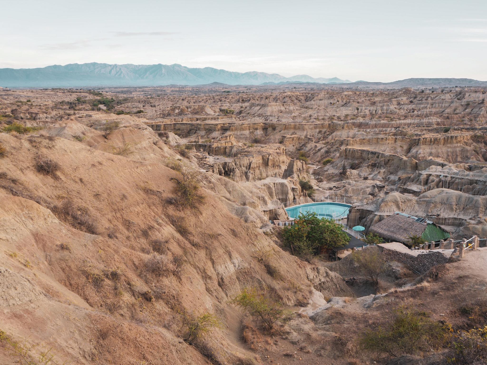 Desierto de la Tatacoa - Die Einfachheit der Wüste 10