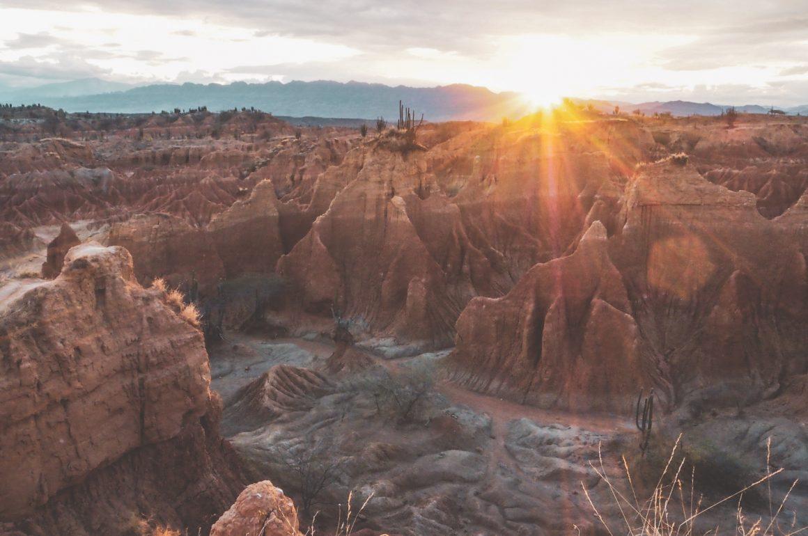 Desierto de la Tatacoa - Die Einfachheit der Wüste 2