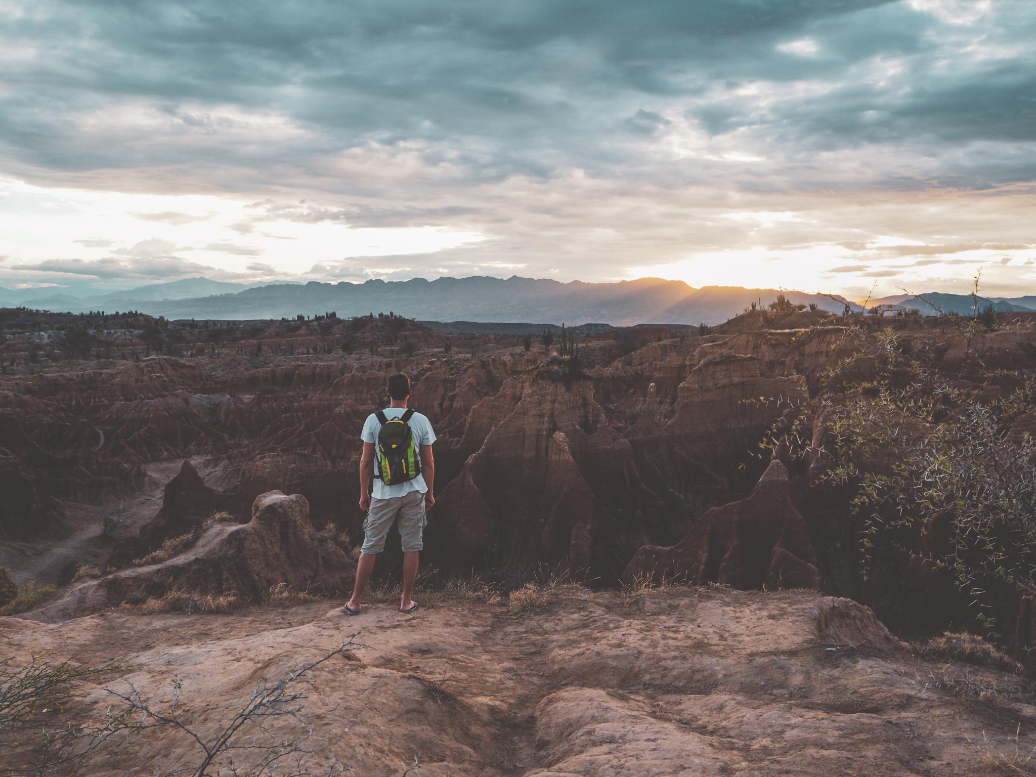 Desierto de la Tatacoa - Die Einfachheit der Wüste 4
