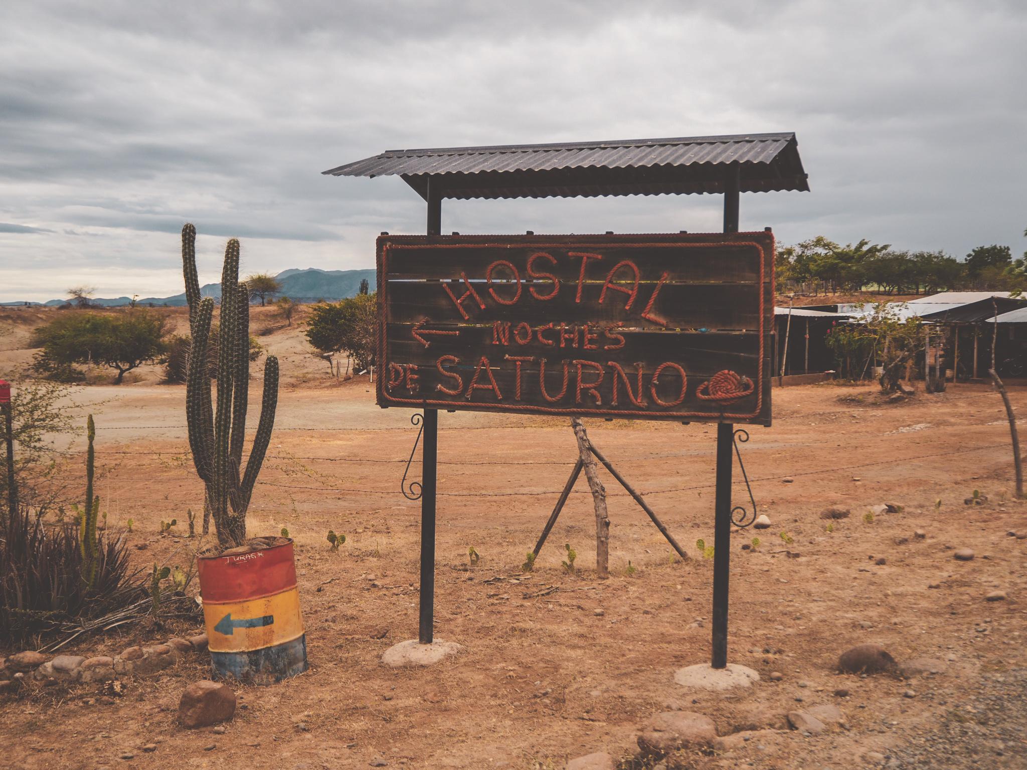 Desierto de la Tatacoa - Die Einfachheit der Wüste 5