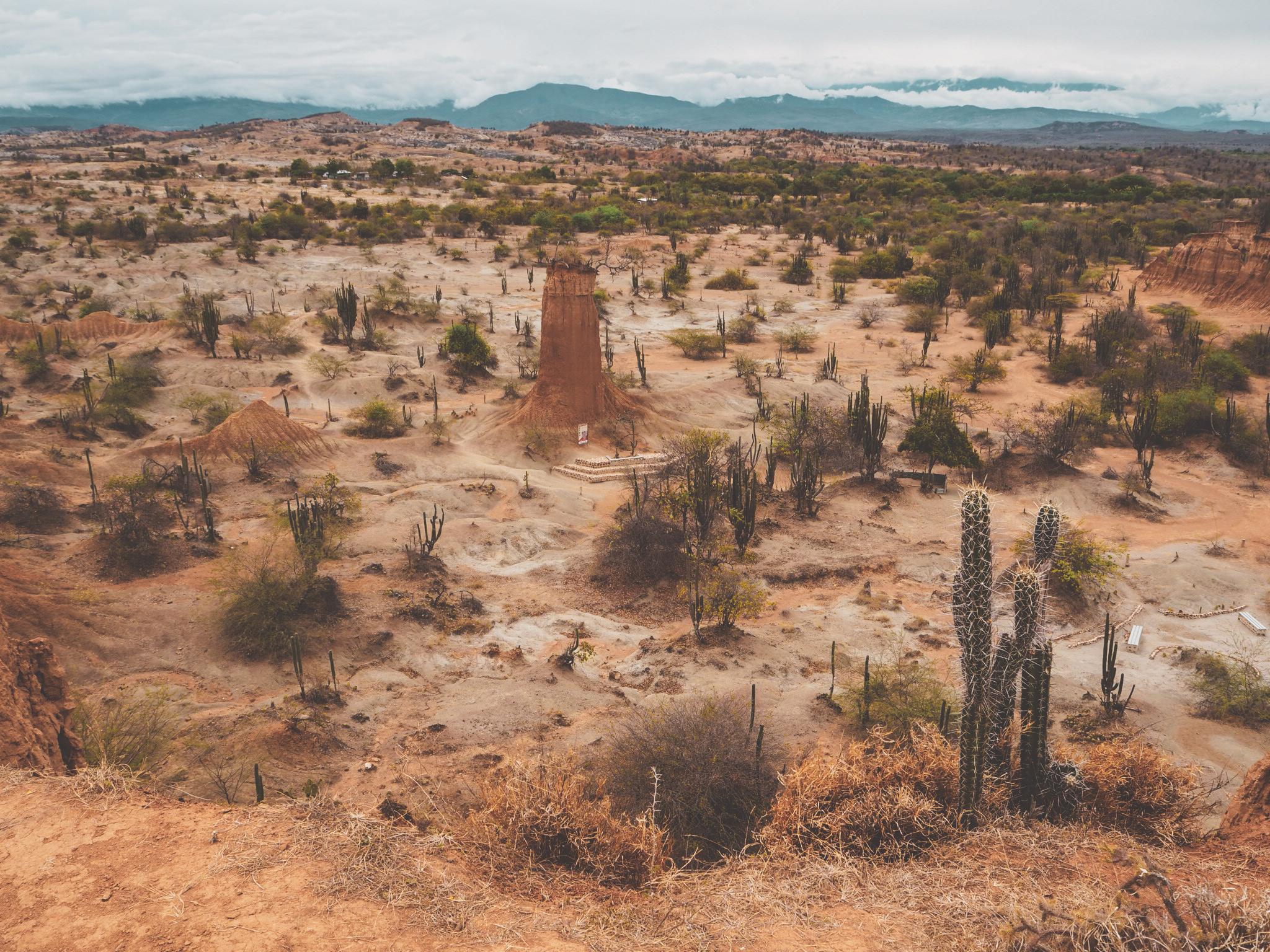 Desierto de la Tatacoa - Die Einfachheit der Wüste 3