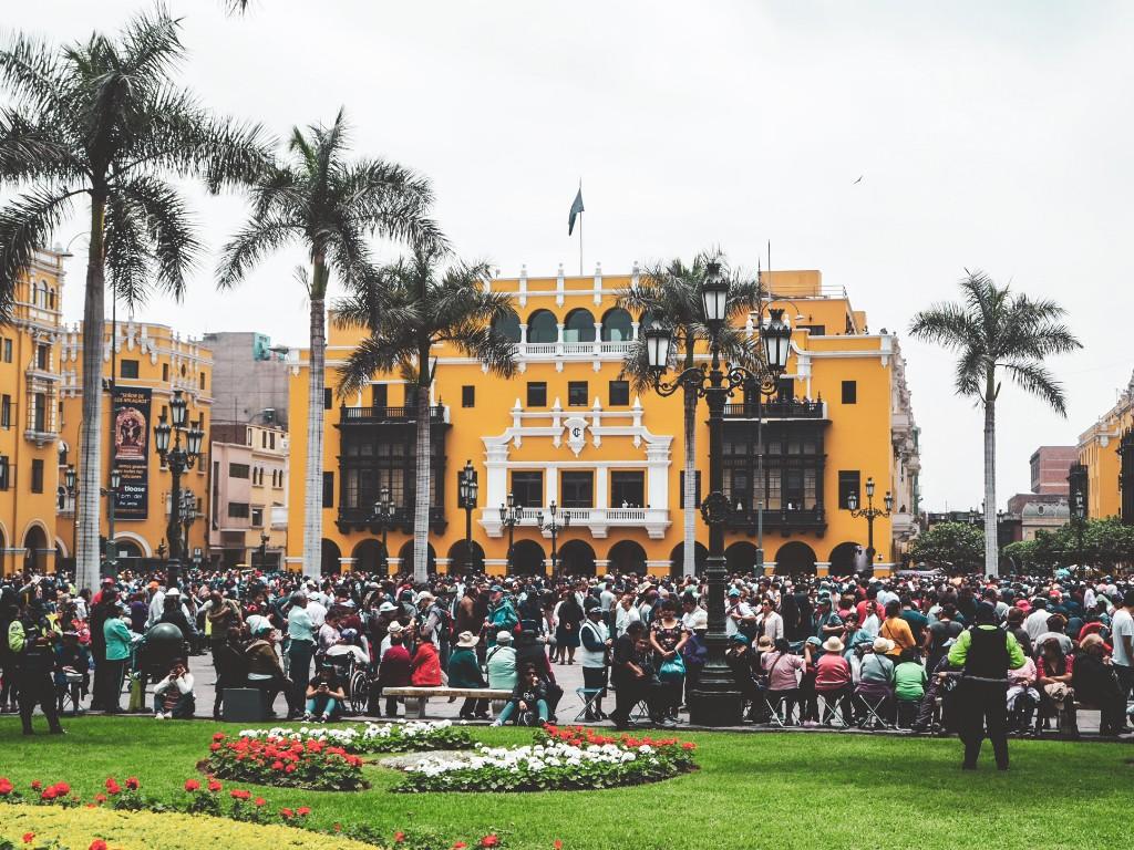 Über Lima und Wüstenpinguine 2
