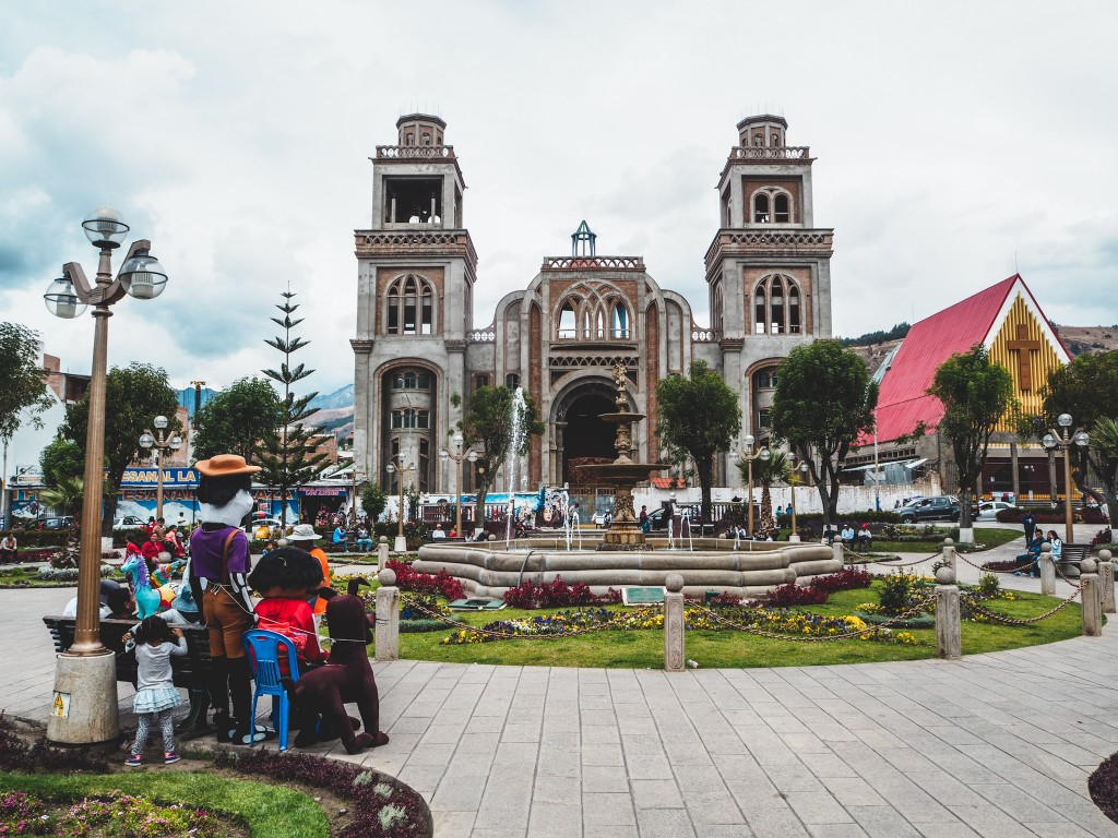 In die Berg bin i gern - Huaraz, Peru 11