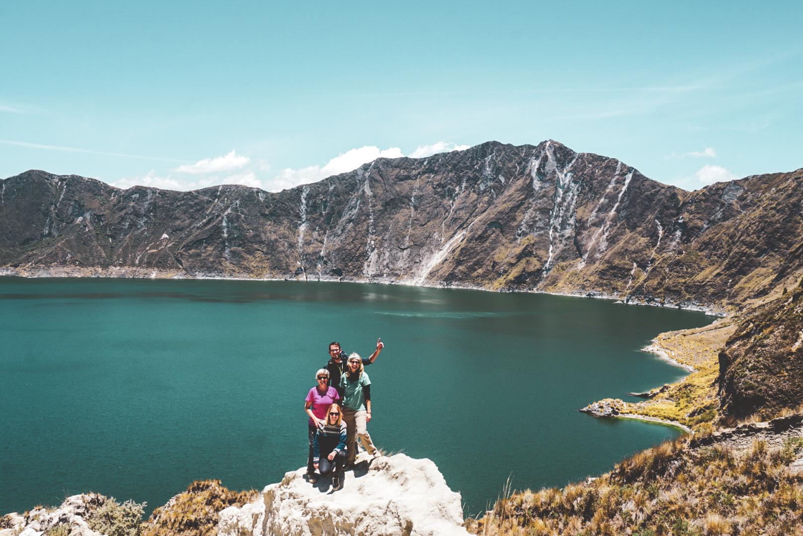 Quilotoa - Gratwanderungen in Ecuador 12