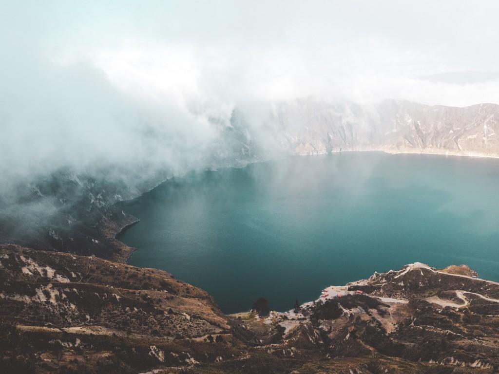 Quilotoa - Gratwanderungen in Ecuador 13