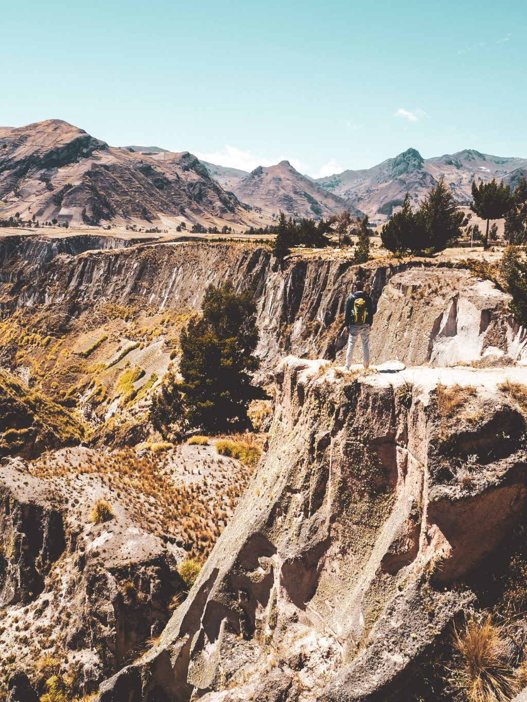 Quilotoa - Gratwanderungen in Ecuador 9
