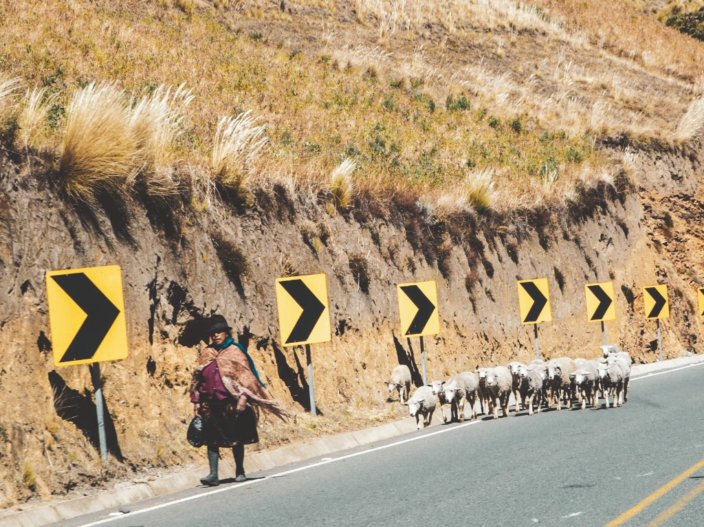 Quilotoa - Gratwanderungen in Ecuador 3