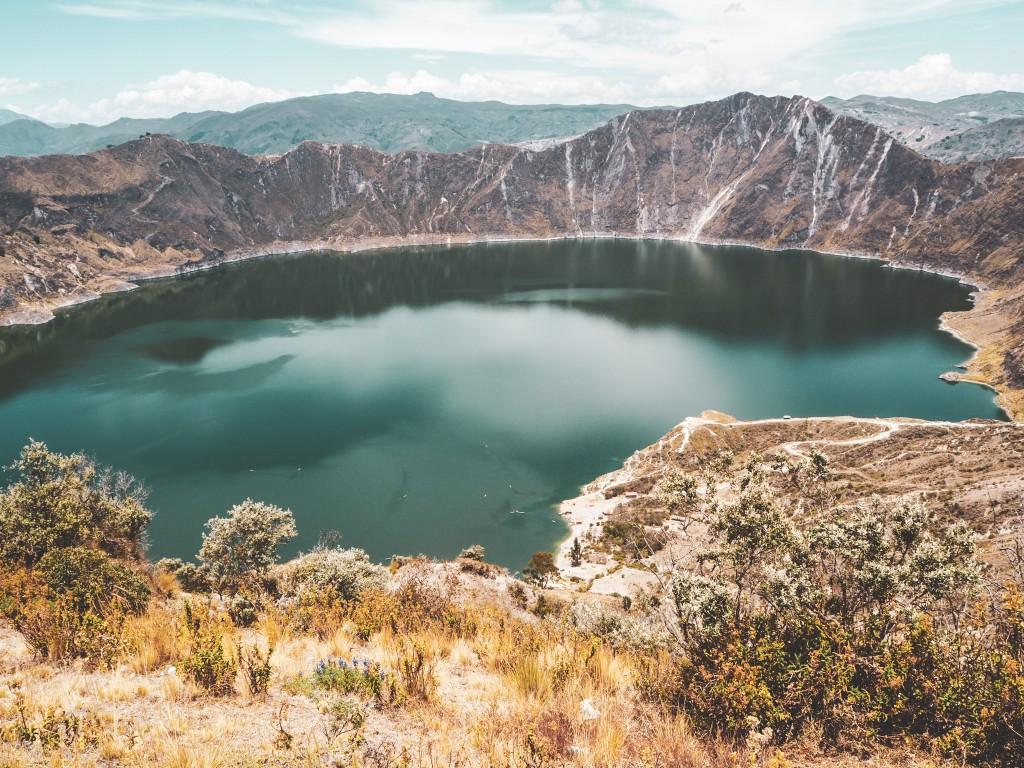 Quilotoa - Gratwanderungen in Ecuador 1