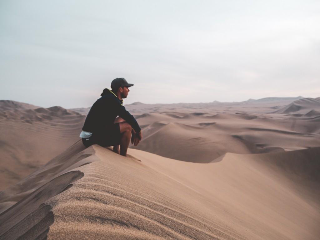 Über Lima und Wüstenpinguine 1