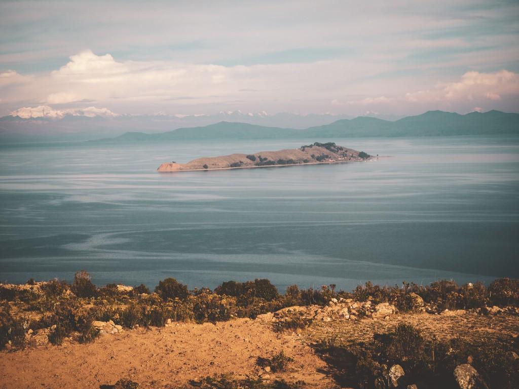 An der Copacabana und am Titikaka See 11