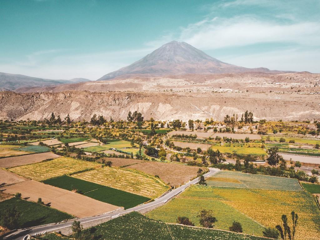 Arequipa - in der entspannten Stadt im Süden Perus 1