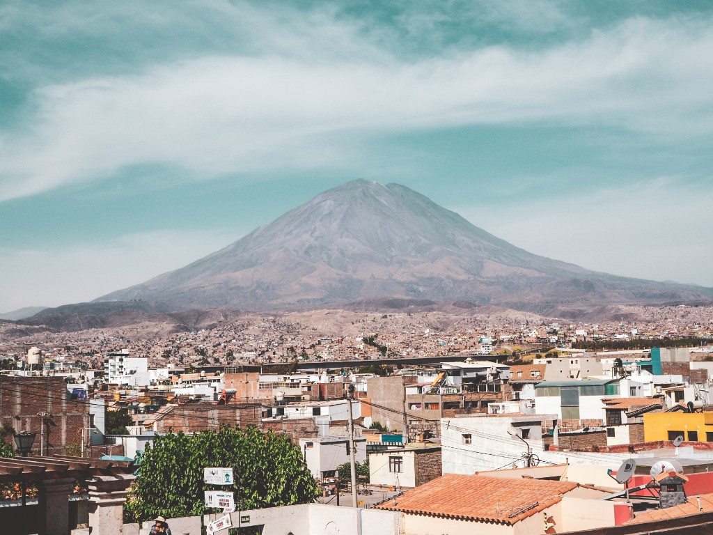 Arequipa - in der entspannten Stadt im Süden Perus 4