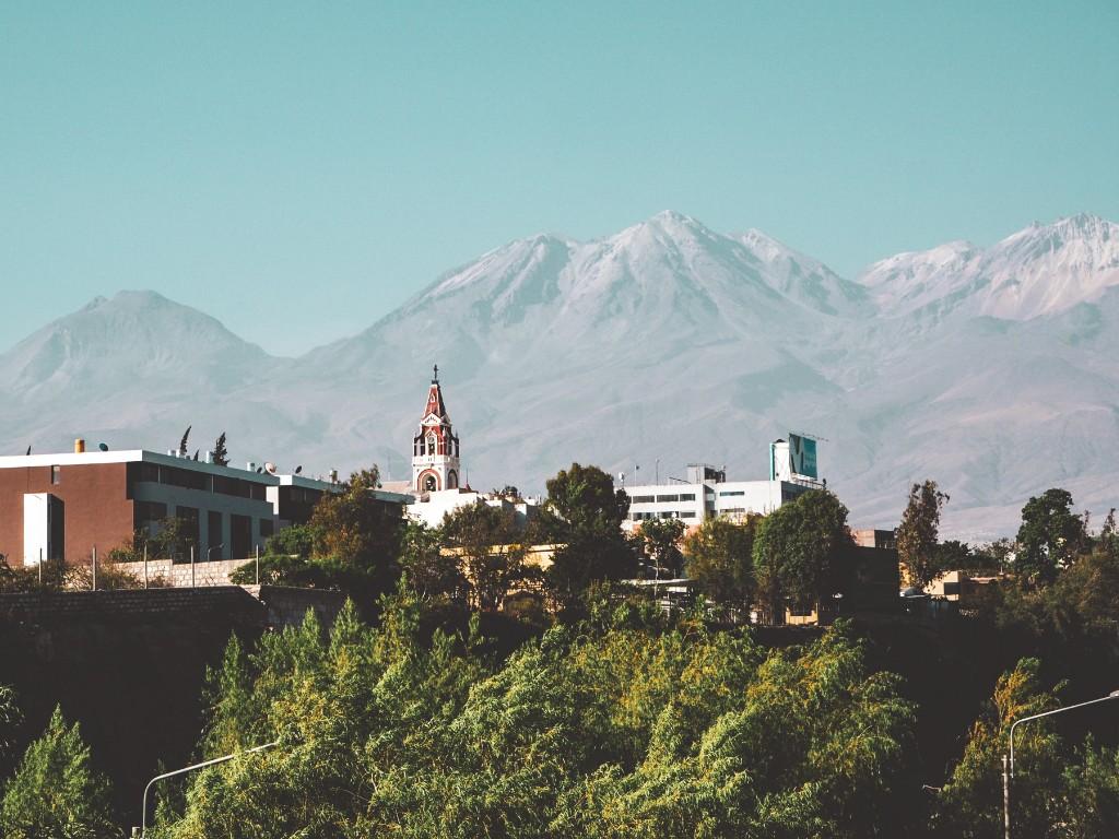 Arequipa - in der entspannten Stadt im Süden Perus 2