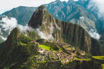 In die Berg bin i gern - Huaraz, Peru 16