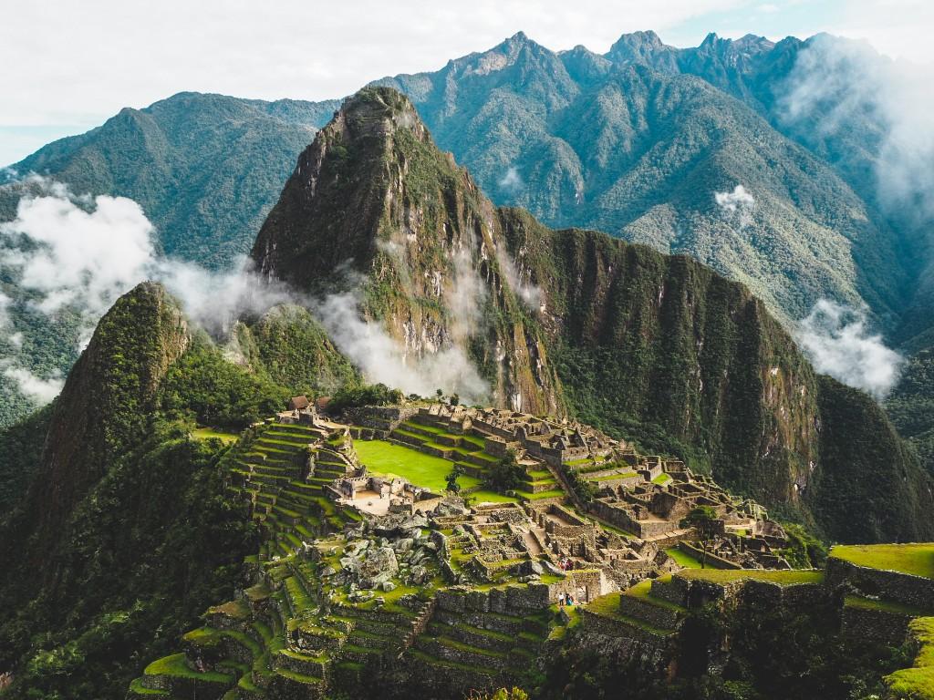 Machu Pichu - Conquest of paradise 2