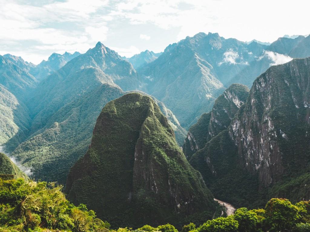 Machu Pichu - Conquest of paradise 4